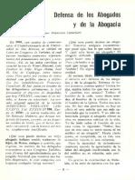 Defensa de Los Abogados y de La Abogacía - Francesco Carnelutti-1