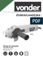 Manual Da Esmerilhadeira VONDER (2)