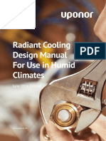 Uponor Radiant Cooling Manual