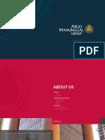 Argo Manunggal Company Profile