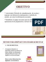 estandarizacion de recetas.ppt