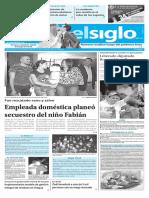 Edición Impresa Elsiglo 19-11-2016