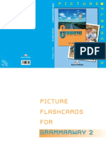 Grammarway 2 Picture Flashcards