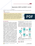 Degraded MOF Regeneration