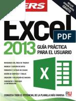 Excel 2013 - Guía Prácticas Del Usuario - USERS