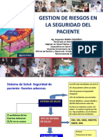 02.- Gestion de Riesgos en Seguridad Paciente