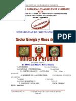 TRABAJO 2 La Mineria Peruana
