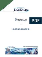Diapason - Guía Del Usuario ES v6.1