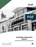 Danfoss RX Installation Manual