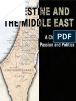 Ali Palestine and the Middle East a Chronicle of Passion and Politics 2003