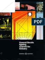 GE Lighting Systems for Industry Brochure 6-84
