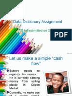 Data Dictionary Assignment(1)