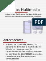 Que Es Multimedia