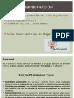 creatividad organizacional