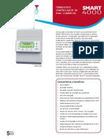 Smart Sense 4000, termostato