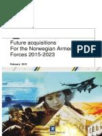 Acquisitions 2015 2023