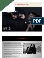 Jae Mansa Press Kit