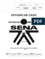 Estudio de Caso - Intoxicacion - Jose Alfredo Castilla Gil