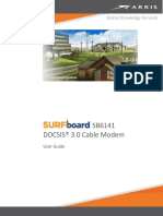 Arris Surfboard Sb6141 User Guide