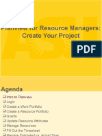 Planview for Resource Managers