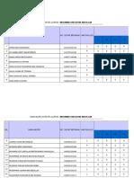 Templete Pelaporan Standard Prestasi Matematik Tahun 6
