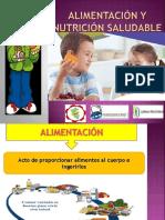 Nutricion Salud Del Escolar