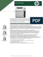 Datenblatt Hp Laserjet p4015