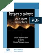 2.1 Mecanica Transporte Sedimento I