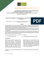 Profilaxis Antibiotica en Cirugia Oral. Experiencia en La Clinica Odontologica
