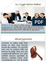 How to Find Experienced Advocate in Delhi