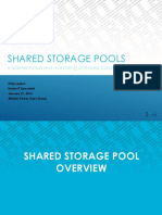 2016-01 Shared Storage Pools