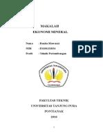 Ekonomi mineral.docx