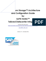 Guide to Integrate IBM System Storage With SAP HANA TDI V2.9