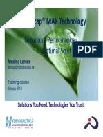 HYDRAcap MAX Presentation - January 2012