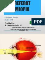 Referat Miopia FINAL