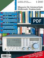 Funkamateur 2010-01