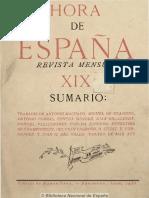 Hora de España (Valencia). 7-1938 Juan de Mairena