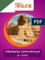 Historia Universal 2º Sec. Trilce