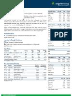 Premarket MarketOutlook Angel 16.11.16