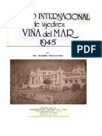 Torneo Internacional Ajedrez Vina Del Mar 1945