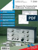 Funkamateur 2010-07