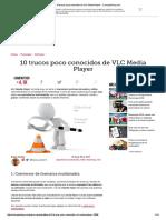 10 Trucos Poco Conocidos de VLC Media Player - ComputerHoy