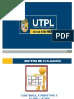 Ppt Sistema de Evaluacion Abril-Agos.2016