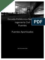 Puente Aporticado