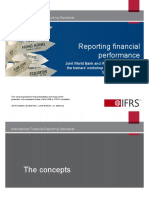 6. Reporting Financial Performance