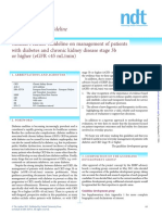 CPG Management Patient Dm and Ckd Stage 3b