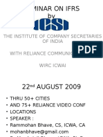 Ifrs 22 Aug 09 -Vc - 2