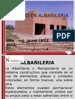 Clase 2 Semana N_01 Unidad de Albañileria