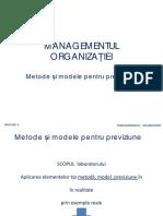 Laborator 2_Cap 2-Metode Și Modele Pt Prognoză v.1
