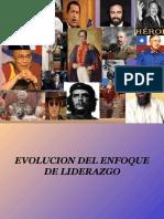 Evolucion Del Liderazgo